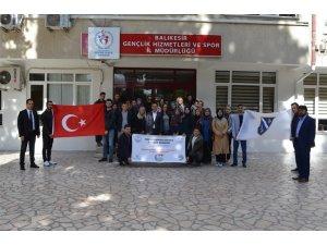 Bosnalı Gençler Balıkesir'de