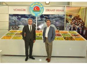 YZO, Uluslararası Tarım Fuarı'na hazırlanıyor