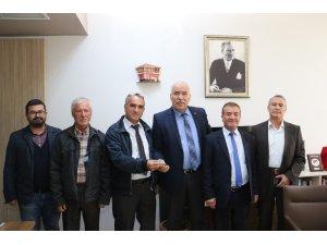DSP'den MHP'li Başkana 'Ecevit' teşekkürü