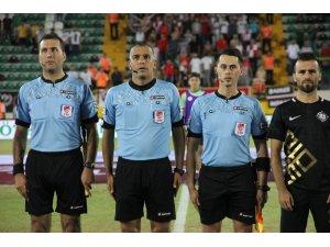 Balıkesirspor Baltok-Pendikspor maçını Alper Çetin yönetecek