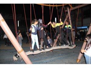 Aydın'daki çocuk parklarında güvenlik sorunu