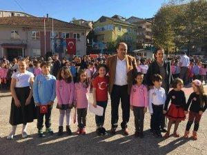 Gülüç'te 29 Ekim Cumhuriyet Bayramı coşkuyla kutlandı