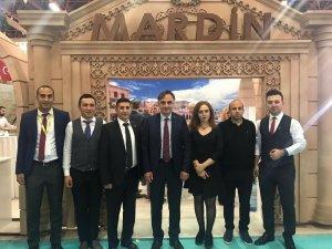 DİKA, 4 şehirle Antalya'da boy gösterdi