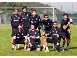 Beşiktaş, M. Başakşehir maçı hazırlıklarına başladı