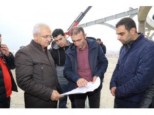 Erzincan'da Esentepe Tesisleri yenileniyor