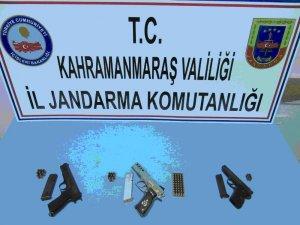 Kahramanmaraş'ta 18 kişi yakalandı