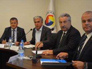 DTO Antalya Şubesi kasım ayını yoğun geçirecek