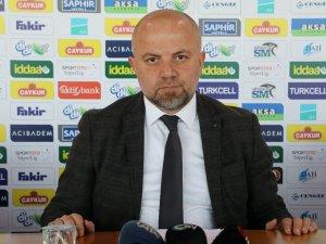 """Ç.Rizespor Basın Sözcüsü Hasan Yavuz Bakır: """"Adalet bekliyoruz"""""""