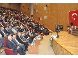 """Şırnak'ta """"Uluslararası İbnü'l Cezeri"""" paneli düzenlendi"""