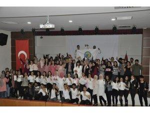 GİSK, 'Pembe Kurdele Hareketi' ile farkındalık oluşturdu