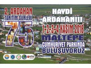 Ardahanlılar Maltepe Cumhuriyet Parkı'nda buluşacak