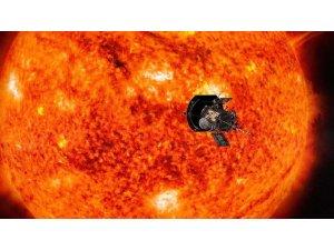 """NASA: """"Solar Probe uzay aracı Güneş'e hiçbir aracın ulaşamadığı derecede yaklaştı"""""""