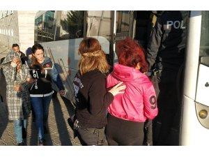 İstanbul'dan Samsun'a uyuşturucu nakline 6 tutuklama