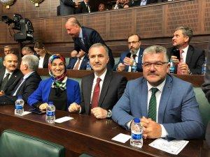 İnegöl heyeti Ankara'ya çıkarma yaptı