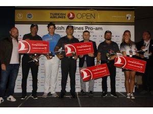 Pro-Am turnuvasında Calista ilk sırada