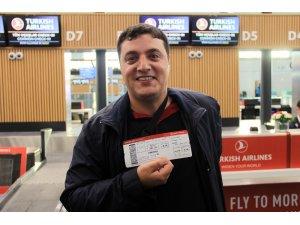 İstanbul Havalimanı'nın ilk yolcuları için geri sayım başladı
