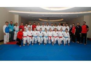 Karatede Dünya Şampiyonası kadrosu belli oldu