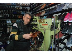 Seri üretim, ayakkabı tamircilerini unutturdu
