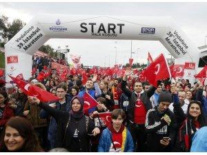 Vodafone 40. İstanbul Maratonu Halk Koşusu kayıtları başlıyor