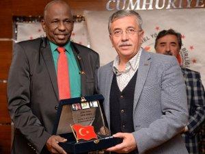 Sudanlı Zenci Musa Ankara'da anıldı