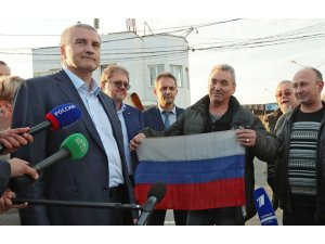 Ukrayna ile Rusya arasında tutuklu takası yapıldı