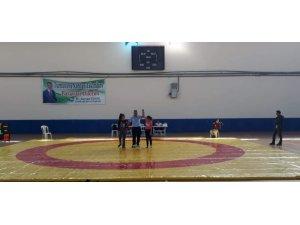 Denizli'nin ilk kız güreş takımı Çivril'de kuruluyor