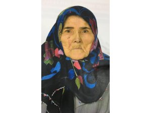 Kaybolan yaşlı kadının parçalanmış cesedi bulundu