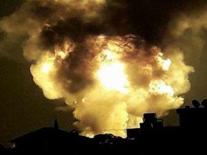 Rusya'da korkutan patlama