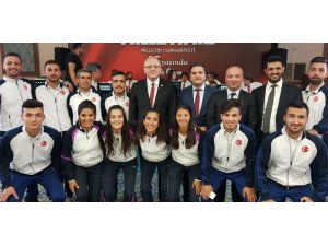 Milletvekili Koçer'den Polis gücüne övgü