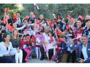 Mezitli'ye ikinci Çocuk Sokağı