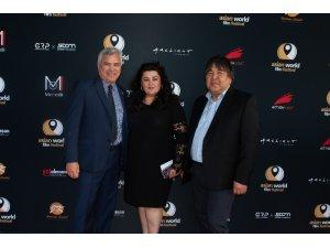 Hollywood'da Türkan Şoray'a iki ödül birden
