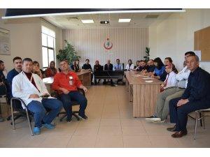 Besni Devlet Hastanesi kalite değerlendirmesinde yüksek puan aldı