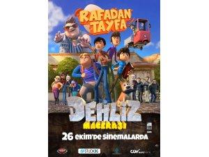 Rafadan Tayfa'dan tüm zamanların en iyi animasyon açılışı