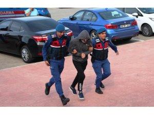 Eski eşinin evine zorla giren sunucu Murat Başoğlu adliyeye sevk edildi