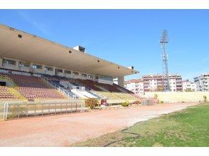 İnönü Stadı'nın yıkımına başlandı