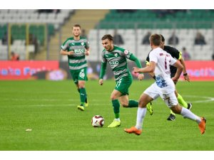 Bursaspor kupada kayıp