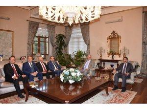 AK Parti'den Vali Güvençer'e teşekkür
