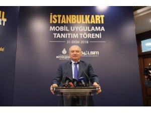 16 milyon kişinin kullandığı İstanbulkart'a mobil yükleme dönemi başladı