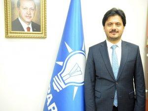 Arsin Belediye Başkanlığı için Seyit Hisoğlu AK Parti'den aday adayı olacağını açıkladı