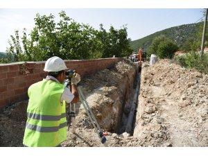 Manisa'nın altyapısına binlerce kilometrelik yatırım