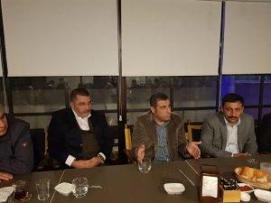 Milletvekili Taşdoğan, STK temsilcileri ile bir araya geldi