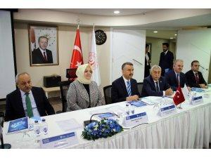 """Bakan Selçuk: """"Türkiye'nin hedeflerine ulaşması vatandaşlarımızın daha fazla işgücüne katılımı ile mümkün"""""""