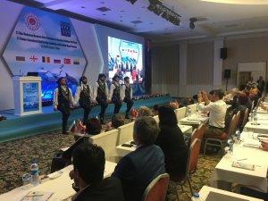 """31 Ekim Uluslararası Karadeniz Günü Kutlamaları"""" ve """"Karadeniz Madalyası"""" töreni gerçekleşti"""