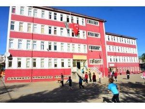 Türkiye'deki 167 projenin birisi Çaybaşı'ndan