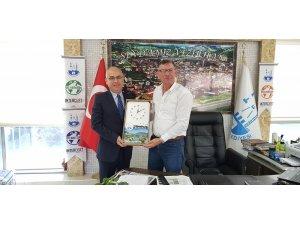 Emekliliğe ayrılan Bilecik İl Emniyet Müdür Yardımcısı Ormancıoğlu'dan veda ziyareti