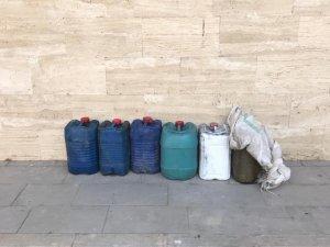 Mazot hırsızları tutuklandı