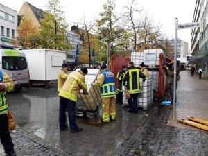 Almanya'da terör saldırılarına karşı önlemler alınıyor