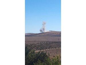 Süleyman Şah türbesi yakınındaki sınır karakoluna saldırı