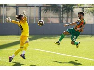 Ziraat Türkiye Kupası: Altındağ Belediyespor: 1 - Aytemiz Alanyaspor: 3