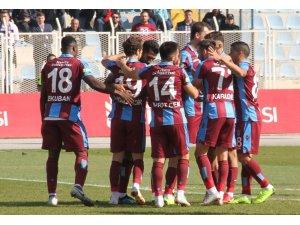 Ziraat Türkiye Kupası: Bugsaşspor: 0 - Trabzonspor: 2